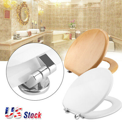 Awesome Bemis Bathroom Round Bowl Closed Front Toilet Seat Lid Cover Ncnpc Chair Design For Home Ncnpcorg