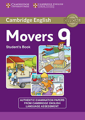 Cambridge English Young Learners. Movers 9. Student's Book,