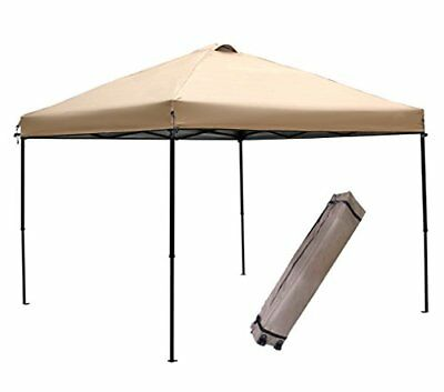 Abba Patio 10 X 10 ft Outdoor Pop Up Canopy Portable Folding Canopy Instant