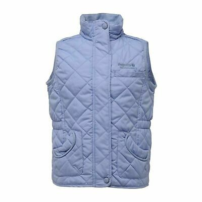 Regatta Gee Gee Kids Girls Padded Gilet Bodywarmer 11/12 RRP £30