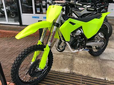 Husqvarna TC125 (2018 used)