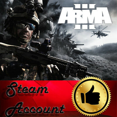 ⚜️Arma 3 - [Steam Account] Full Access / Online mode available⚜️
