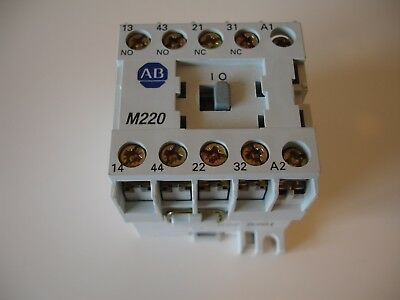 NEW Allen Bradley 700-M220 A1S Control Relay Series A £29.99 FREE Postage