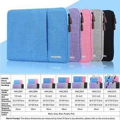 Laptop Sleeve Bag Case for Macbook Air Retina Pro11 13 15inch Notebook Case