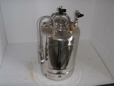 Alloy Products Stainless Steel 1 Gallon Pressure Pot