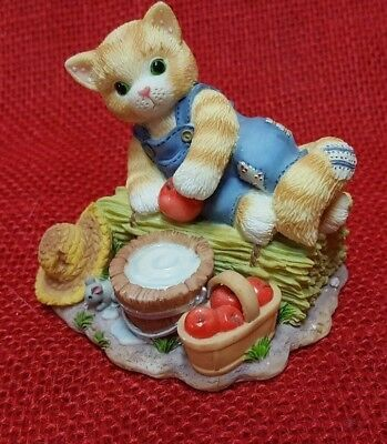 Calico KIttens by Enesco Feel-ine Fine In The Country 543519