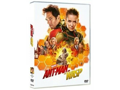 Ant-Man And The Wasp Azione - Dvd