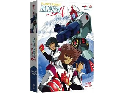 Planet Robot Danguard Animazione - Dvd