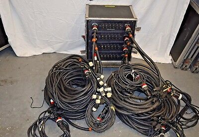 Motion Lab Power Distro 200 Amp Package W/case  #3733 (One)