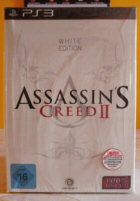 Assassin's Creed II - White Edition (PS3) [Neu, OVP]
