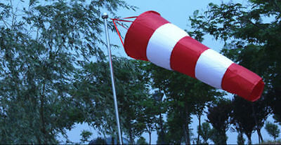 High strength Windsock for Outdoor Garden Airport Meteorological Oil field