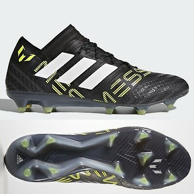 a7b241b63 adidas Nemeziz 17.1 FG Mens Football Boots Black Cleats ~ RRP £220 ~ SIZES 7
