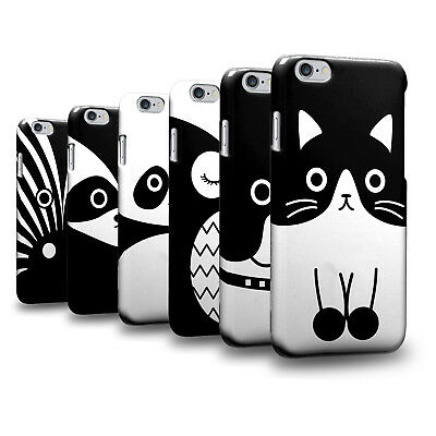 Art Cartoon Animals Face Series 3D Phone Cover Skin for Nokia Huawei Asus Vivo