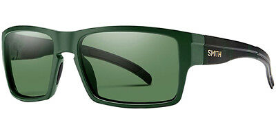 6f5ed506e80 SMITH OPTICS LOWDOWN ChromaPop Sunglasses w  Green Flash Lens - 0A84 ...