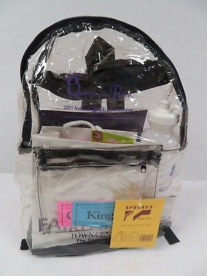 Queen of the Prom 2001 National Barbie Convention Goodie Bag w/ Contents X803