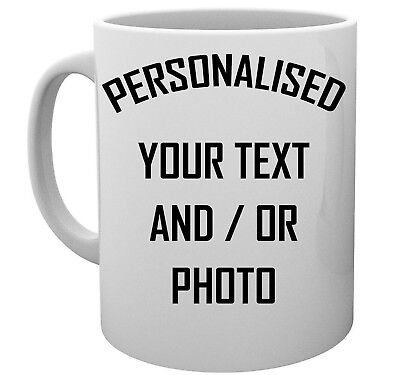 Personalised Mug Photos Collage Style Water Bottle Enamel Magic Mug Christmas