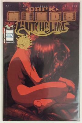 Witchblade Darkminds DF exclusive gold foil. Ltd to 3000 with COA (Image 2000)