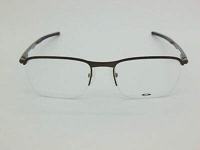 175d4c486c NEW Authentic OAKLEY Conductor 0.5 OX3187-0253 Pewter 53mm Rx Eyeglasses