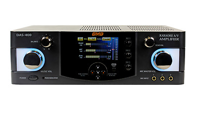 <=Brand New=> BMB DAS-400 Mixing Amplifier 600W 4-Channel