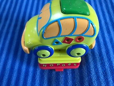 Evenflo Smart Steps ABC/123 Exersaucer Beeping Car Toy Replacement Part