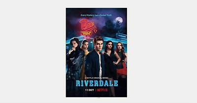 TV SHOW 16857 BETTY POSTER RIVERDALE 22x34