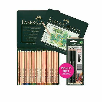 Faber-Castell Pitt Pastel Pencil Set