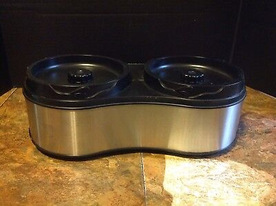 CUISINART FLAVOR DUO FROZEN ICE CREAM MAKER ICE-40 BK replacement base
