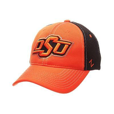 huge discount 3a6c1 e85db Oklahoma State Cowboys NCAA Zephyr Men s Rally Z-Fit Cap Snapback Hat