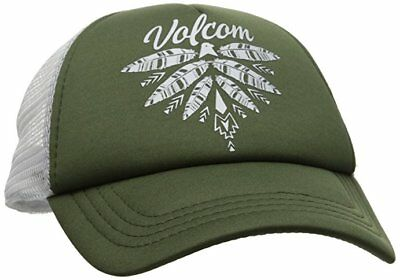 4bb1e655 Volcom Women's Ocean Drift Snapback Hat - Dark Camo color - New With Tags