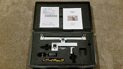 Tensitron CX-1000-1 Wire Cable Tension Meter Used CX-1000 Aircraft Cable Meter