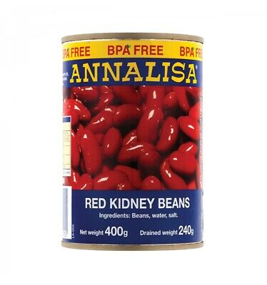 Annalisa Red Kidney Beans 400g