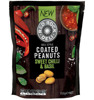 Red Rock Sweet Chilli Nuts 150g