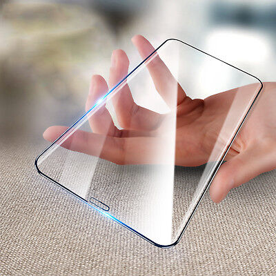 10D Full Cover Curved Tempered Glass Screen Protector For iPhone XS Max 7 8 Plus
