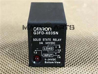 1PCS NEW Omron Solid State Relay G3FD-X03SN 5-24VDC