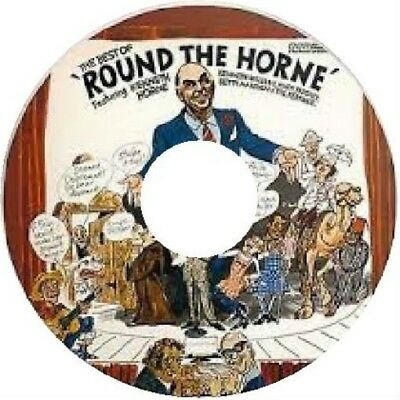 round the horne audio  mp3 cd