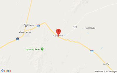 40+ acre flat lots in Golconda, near Winnemucca, Nevada. Clear mountain views.