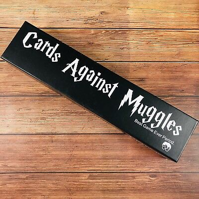 Cards Against Muggles Party Board Game Christmas Gift Birthday Fun Harry Potter