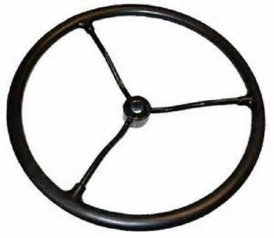 "Steering Wheel International 18"" OD, (3) spoke, 36 splines w/ 7/8"" ID 1704-1015"