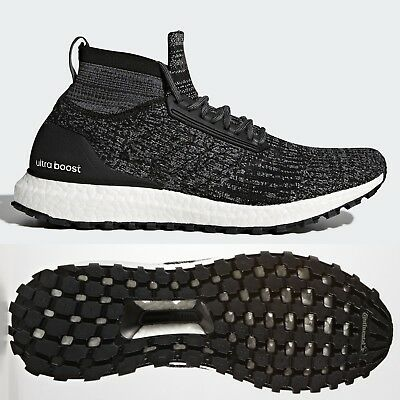 afd4c4ff90630 adidas UltraBOOST All Terrain Mens Oreo Black Trainers S82036 ALL Sizes 4-11