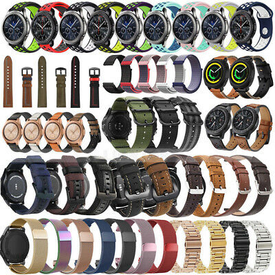 20MM Various Replacement Strap Wrist Band For Garmin Vivoactive 3 TicWatch2/E