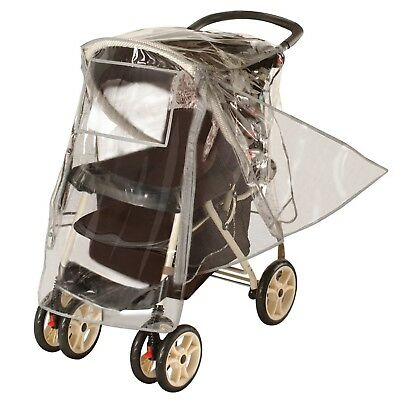 Premium Baby Stroller Weather Shield Clear Cover, By Jeep