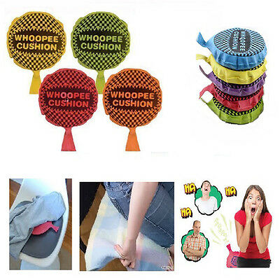 Whoopsie Cushion Self Inflated Prank Fart Joke Party Bags Whoopee Balloon Toy