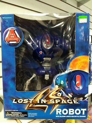 Lost in Space - Robot - Lights & Sounds