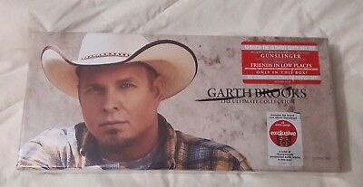 Garth Brooks~The Ultimate Collection 10 Disc Box Set Brand New Sealed