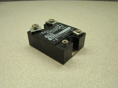 Crydom TA2425 Solid State Relay, 24 VAC to 280 VAC, 25A, Panel Mount