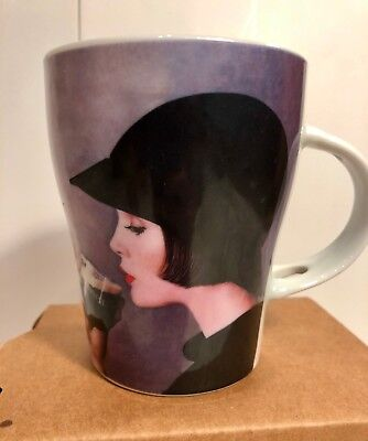 """Guinness Lady """"Black goes with Everything"""" Mug - Fast shipping!"""
