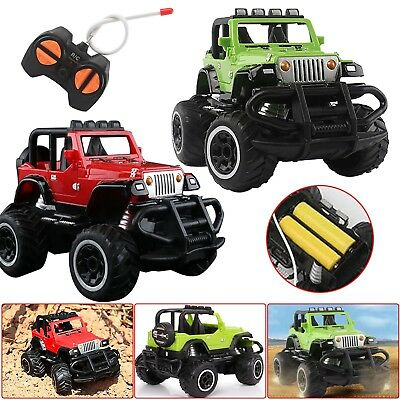 Car Kids Remote Control Ride 12v Licensed Electric Battery Cars Four-way Jeep