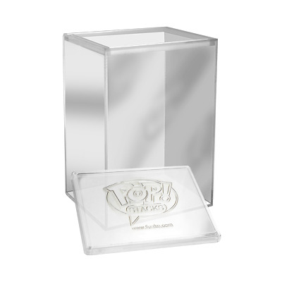 Funko POP STACKS - Hard Plastic Protector Case for Regular size Funko Pop Boxed