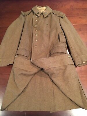 WWI FRENCH FOREIGN Legion Overcoat Hollywood Wardrobe-House
