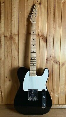 FENDER USA Custom Shop '59 Esquire NOS Black 2007 OHSC COA